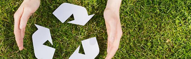 環境負荷の軽減のイメージ図